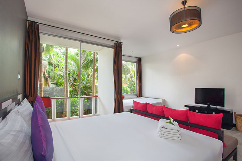 Signature Phuket Resort,Deluxe Studio (Twin Bed)